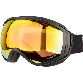 Julbo Titan OTG Lunettes de protection, black/snow tiger/multilayer fire